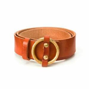 Cinturón Bowaca marrón claro