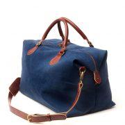 bolsa de viaje personalizable azul