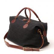 bolsa de viaje personalizable negra