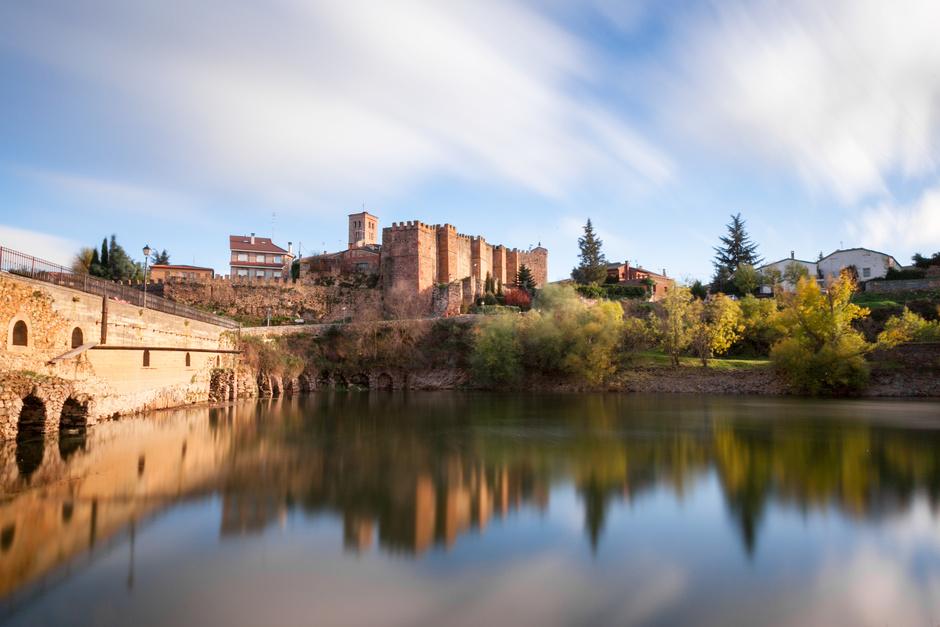 destino en Madrid para ir con bolsas de viaje bowaca