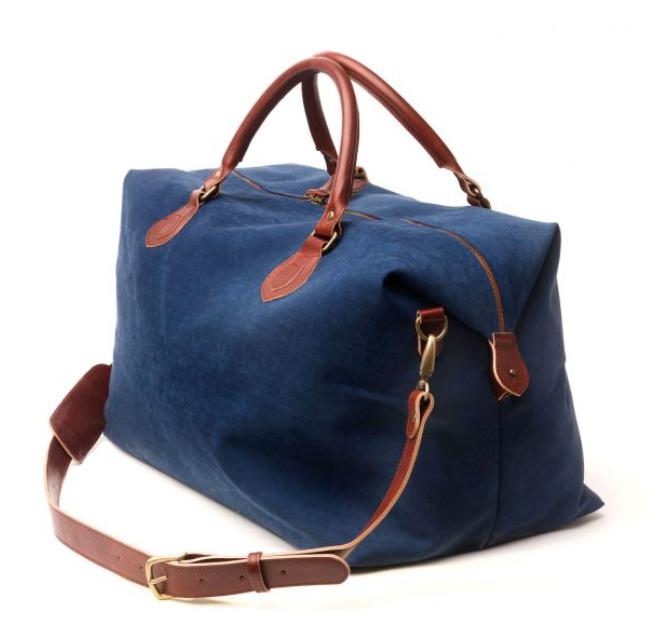 Bolso Bowaca azul