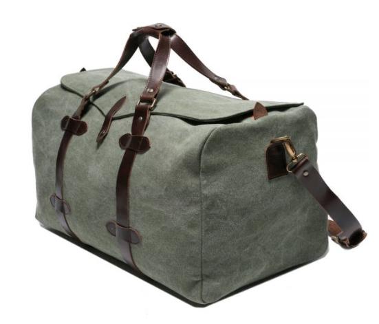 maleta de invierno viaje