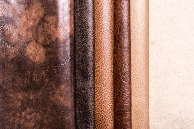 accesorios de cuero