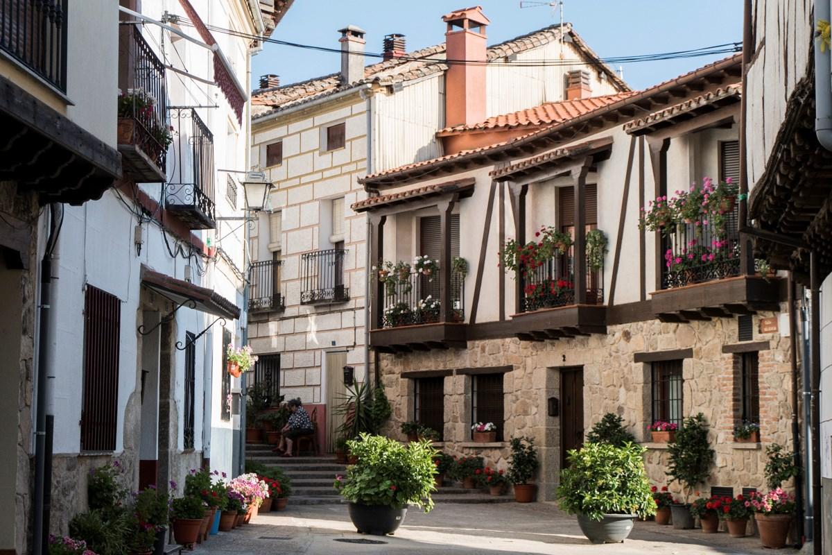 pueblos de España para visitar en un fin de semana: Candeleda, Ávila