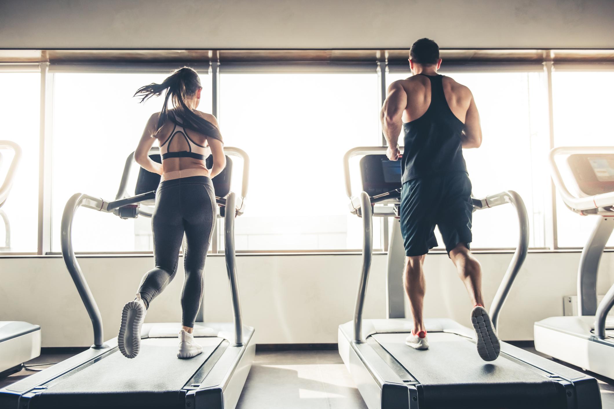 lista de objetivos: hacer ejercicio