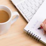 Lista de objetivos para el nuevo curso