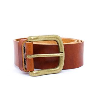 cinturon hebilla doradacuadrada bowaca
