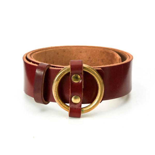 cinturon de cuero regalo dia del padre